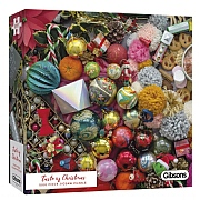 Gibsons Taste of Christmas 1000 Piece Jigsaw Puzzle