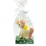 Bon Bons Luna Unicorn Figure (Milk & White Mixed) 70g
