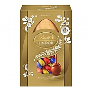 Lindt Lindor Milk Chocolate Egg with Assorted Mini Eggs 215g