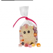 Candyhouse Unicorn & Dolly Mix in Bag 146g