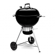 Weber Master-Touch GBS E-5750 Charcoal Barbecue - Black