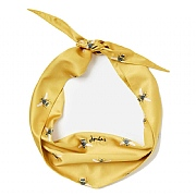 Joules Gold Bee Dog Neckerchief