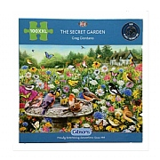 Gibsons The Secret Garden 100XXL Piece Jigsaw Puzzle