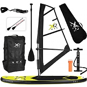 XQ Max SUP 305 Sail Windsup Stand Up Paddle Board