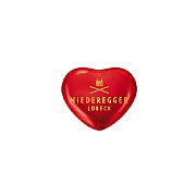Niederegger Dark Chocolate Marzipan Hearts 12.5g