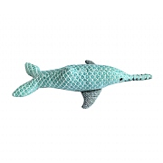 Resploot Ganges Dolphin Dog Toy