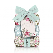 Baylis & Harding Royale Garden Rose, Poppy & Vanilla Luxury Soap Gift Set
