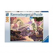 Ravensburger The Magic River 500 Piece Jigsaw Puzzle