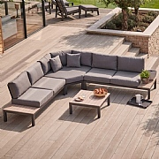 Kettler Elba Large Low Corner Lounge