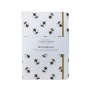 Toasted Crumpet Bumblebee Pure A5 Notebook