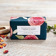 Toasted Crumpet Vintage Rose Scented Soap