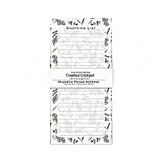 Toasted Crumpet Eucalyptus Pure Shopping List Pad