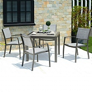 Lifestyle Garden Solana Square Dining Set