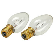 Lemax E12 Replacement Bulbs 12 Volt