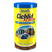 Tetra Cichlid Fish Food Sticks 30g