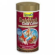 Tetra Goldfish Gold Colour Fish Food Granules 75g