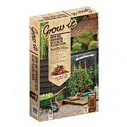 Gardman Growbag Growhouse With Clear Plastic Cover