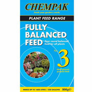 Chempak Formula No 3 - Fully Balanced Feed 800g