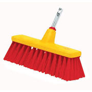 Multi-Change Yard Broom