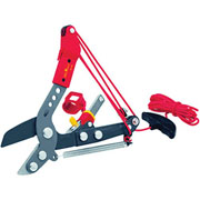 Multi-Change Adjustable Anvil Tree Lopper