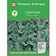 Thompson & Morgan Award of Garden Merit Calabrese Fiesta F1 Hybrid