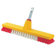 Multi-Change Decking/Scrubbing Brush
