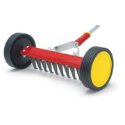 Multi-Change Roller Scarifying Rake