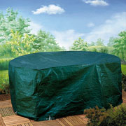 Weather Guard 6-8 Seater Rectangular Patio Set Cover