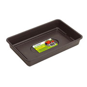 Standard Black Gravel Tray 38cm