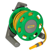 Hozelock Hose Reel with 25m Multi Hose