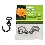 Hanging Basket Heavy Duty Swivel Hooks