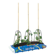 Black Growbag Cane Frame - Triple Pack