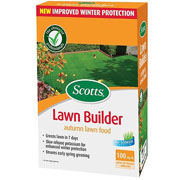 Scotts Autumn Lawn Builder 100m2