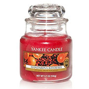 Yankee Candle Mandarin Cranberry Small Jar Candle
