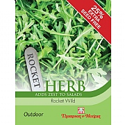 Thompson & Morgan Herb Rocket Wild Seeds