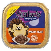 Spikes Meaty Feast Hedgehog Food