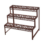 Cast Iron Etagere - Rectangular