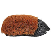 Giant Hedgehog bootbrush