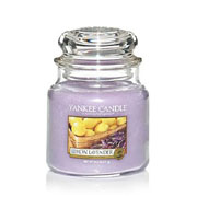 Yankee Candle Lemon Lavender Medium Jar Candle