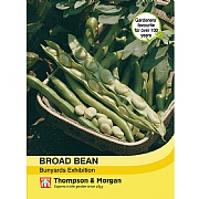 Thompson & Morgan Broad Bean Bunyards Exhibition Seeds