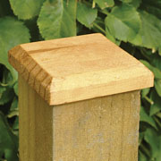 Fence Post Cap 13 x 13cm