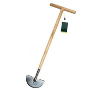 Burgon & Ball RHS Stainless Steel Half Moon Lawn Edger