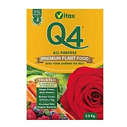 Vitax Q4 Vitax Q4 Premium All Purpose Plant Food - 2.5kg