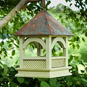 Bempton Rustic Bird Table