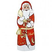 Lindt Milk Chocolate Santa 125g