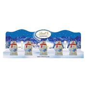 Lindt Mini Snowman Pack of 5