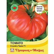 Thompson & Morgan Tomato Country Taste F1 Hybrid Seeds