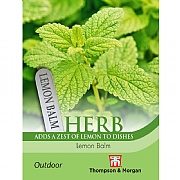 Thompson & Morgan Herb Lemon Balm Seeds