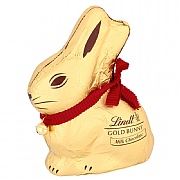 Lindt Milk Chocolate Gold Bunny (200g)