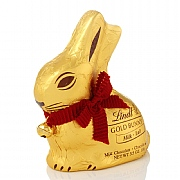 Lindt Milk Chocolate Gold Bunny (50g)